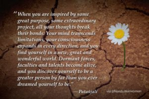 Quote by Patañjali